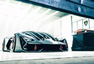 Lamborghini Terzo Millennio concept electric car unveiled, hints at Lambo's future