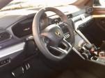 Lamborghini Urus interior spied Photo: altdynamic on Instagram