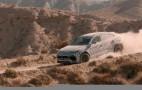 Lamborghini Urus hits the dirt with Terra mode