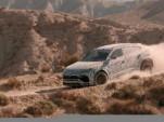 Lamborghini Urus Terra mode teaser