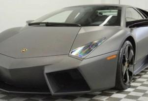 Last Lamborghini Reventón built for sale