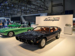 Lamborghini celebrates 50th anniversary of Espada, Isero