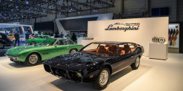 Lamborghini celebrates 50th anniversary of Espada, Isero