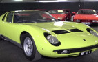 Three young engineers created the Lamborghini Miura