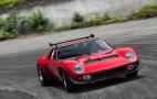 Lamborghini Polo Storico restores one-of-one Miura SVR