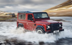 Land Rover Defender V-8 conversion marks 70th anniversary