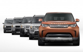 Land Rover Discovery, Audi A5 Sportback, the dying family sedan: What's New @ The Car Connection