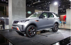 Land Rover Discovery SVX is a hardcore, V-8-powered off-roader