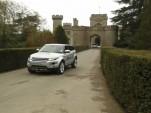 Land Rover Experience, Eastnor Castle, U.K.