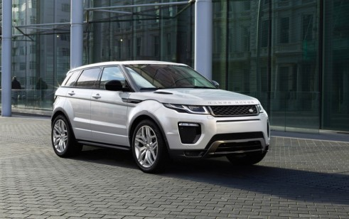 2016 Land Rover Range Rover Evoque Vs Audi Q5 Bmw X4