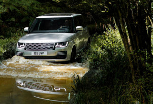 2019 Land Rover Range Rover P400e plug-in hybrid SUV: first drive review