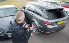 Jaguar Land Rover Shows Off New Remote Control System: Video