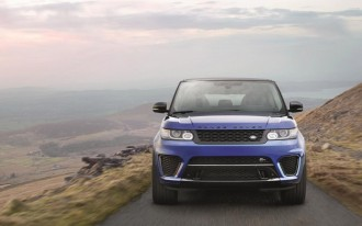 2013-2015 Land Rover Range Rover Recalled To Fix Software Flaw That Could Cause Airbag Failure