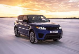 Range Rover plug-in hybrids on sale in U.S. in March 2018