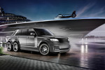 German firm readies Range Rover 6x6 pickup