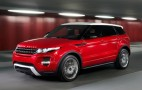 2010 Los Angeles Auto Show Preview: 2012 Range Rover Evoque Five-Door