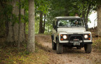 You can now drive a vintage Defender at the Land Rover Experience
