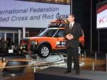 Land Rover Phil Popham