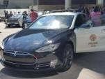 LAPD Tesla Model S P85D