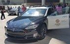 LAPD Gets A Bit Greener With A Tesla Model S And BMW i3