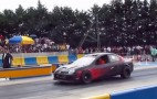 Twin-Engine Neon SRT-4 Does FWD Burnout, RWD Burnout, AWD Launch: Video