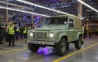 "New Land Rover Defender ""not far away,"" automaker says"
