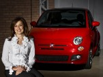 Laura Soave Fiat North America CEO