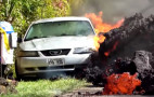 Owner of Ford Mustang that melted in Hawaii speaks out