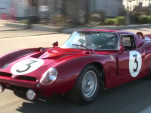 Le Mans-winning 1965 Bizzarrini stops by Jay Leno's Garage