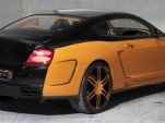 Le MANSory widebody Continental GT Coupe