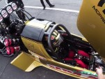 Leah Pritchett Top Fuel dragster