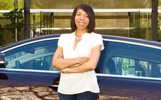 Getting Social With Jaguar Land Rover's Leah Watkins-Hall