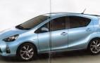 Whoops: 2012 Toyota Prius C Compact Hybrid Shown In Brochure Leak