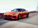 Leaked 2017 Jaguar F-Type SVR
