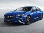 Buick Regal GS (Chinese spec) leaked - Image via Kolesa