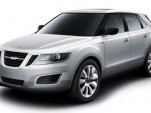Leaked: Saab 9-4x concept
