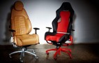 New Office Chairs Come With Distinct Ferrari Flavor