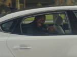 LeBron James gets a ride in an Intel-powered self-driving car