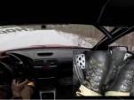 Left-foot braking