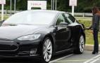 NASCAR's Leilani Münter Gets Tesla Model S, Goes Activist