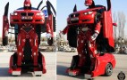 This company builds real-life Transformers