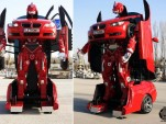 Letrons real-life Transformer
