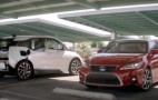 Lexus CT 200h Hybrid Ad Slams Electric BMW i3: Gloves Come Off: FURTHER UPDATE