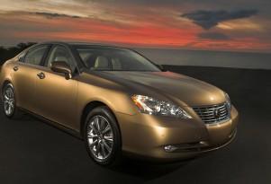 Trademark Filing Confirms Lexus ES 300h Hybrid Sedan Coming