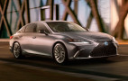 2019 Lexus ES first look