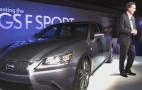 Lexus Presents The 2013 GS 350 F Sport At SEMA: Video