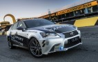 Lexus Unveils GS 350 F Sport Safety Car