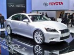 2013 Lexus GS 450h Hybrid Sport Sedan To Be Rated Over 30 MPG