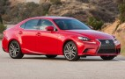 2016 Lexus IS Sports Three Engine Options Including Turbo Four