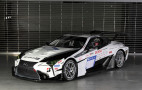 Lexus LC race car ready to take on 24 Hours of Nürburgring